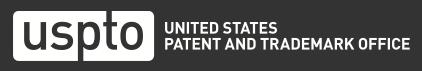 USPTO Logo and text